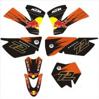 China dirt bike Graphics for KTM on sale
