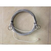 Buy cheap Industrial Heaters Mineral Insulated Heating Cable For Pipe Heating from wholesalers