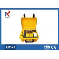 China RSZRC-10A Transformer Testing Equipment Single-channel DC Resistance Tester on sale