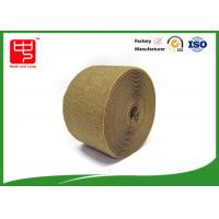 Buy cheap 100 Mm Wide hook and loop tape for sewing , touch and close fastener product