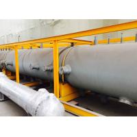 China High Efficient Boiler Steam Drum For Separating Steam And Water Stable on sale