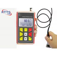 Cheap Portable Digital Coating Thickness Gauge Coating Thickness Measurement Gauge for sale