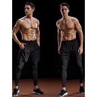 China Lightweight Mens Running Shorts Brief Lining 100% Polyester For All Seasons on sale