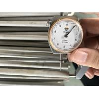 Cheap Bright Annealed Surface Stainless Steel Seamless Pipe 100% ET / HT / UT for sale