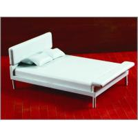 Best OEM Architectural House Model Furniture Thoth Modern Double Bed 1:20/1:25/1:30 wholesale