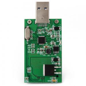 Best SA -167 Electronic Circuit Board Assembly Mini PCI-E mSATA to USB 3.0 External SSD PCBA Conveter Card wholesale