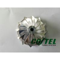 Best Turbo Billet Compressor Wheel TF035HM TD04 12T 4D56T 4M40T 37.8/49 11+0 wholesale