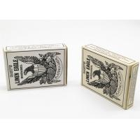 Buy cheap OEM Custom Printed Playing Cards / Personalized Deck Of Playing Cards Poker from wholesalers