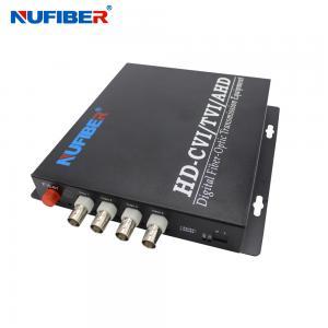 Best 4BNC Fiber Coaxial Video Converter wholesale