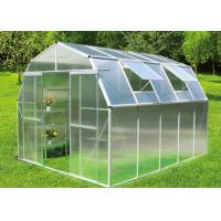 Best Portable One Stop Gardens Greenhouse Commercial Galvanized Steel Frame wholesale