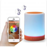 China LED Lignt Dancing Wireless Bluetooth Portable Speaker Outdoor Music Player Handsfree Support TF card support AUX line-in on sale