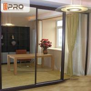 Best Australia Anti Noise Aluminium Sliding Glass Doors System Customized Size wholesale