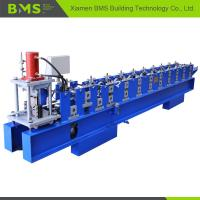 China L24x24 Wall Angle Profile Forming Machine , Steel Tile Forming Machine 0.25-0.6mm on sale