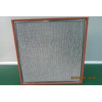 Cheap H13 Air Purifier Hepa Filter High Operating Temperature Resistance for sale