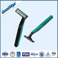 Best Rubber Handle Twin Blade Disposable Razor Any Color Available ISO Certificate wholesale