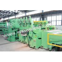 China Steel Slitting Lines For Sale, Cut To Length Machine on sale
