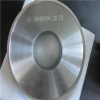 China 1A1 200*40*76*10 Metal bond diamond superhard material grinding wheel can be customized to process magnetic materials on sale