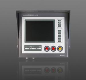 China Railway / Subway Fire Alarm Control Panel , ABS Fireproof Fire Alarm Display Panel LD5508END on sale
