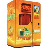 Best Low Cost Fresh Orange Juice Vending Machine for Sales wholesale