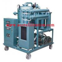 Best VLF Waste Industrial Lubricating Oil Filtration Cleaning Machine wholesale