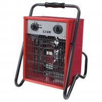 China portable industrial electrical air heater on sale