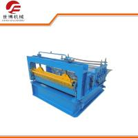 Best PPGI / GI Steel Flat Coil Cut To Length Line Machine For Roof Panel 8-12m/Min Speed wholesale