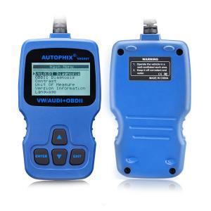 Cheap Blue E - Scan VAG007 Car Fault Vehicle Code Reader For VW , Audi , Skoda for sale