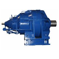 Best Heavy duty precision 3 stage bevel planetary reducer gearbox for concrete mixer truck wholesale