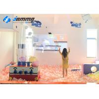 Best Amusement Interactive Projector Games Interactive Wall Throwing Ball 220V wholesale