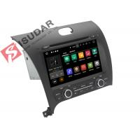 China RAM 2G ROM 32G Quad Core Android Car DVD Player For KIA K3 / Kia Cerato Navigation System on sale