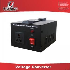 China International Voltage Converter 220V to 110V 1600 Watt on sale