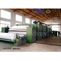 Best 40% Glue Spray - Bonded Wadding Production Line With Computer Control wholesale