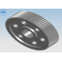 Best Heat Treated Precision Single Steel Helical Gears With Diameter Up To 2400mm wholesale