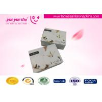 Best Bio Herbal Medicated Lady Anion Napkin Pads White / Custom Color Available wholesale