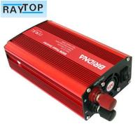 Best Solar 800w Car Power Inverter Red Colour Auto Power Inverter With USB 5v 1A wholesale