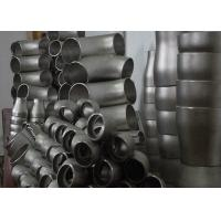 China Duplex Stainless Steel Fittings / Nickle Alloy Pipe Fittings For Chemical Industry on sale