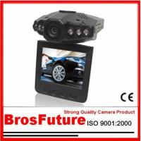 Best 6 LED Wide Angle Car Black Box Portable Video Recorder OV7725 sensor 64GB SD Card wholesale