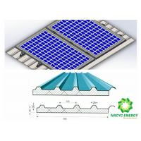 China 2020 No MOQ And Free Sample Only Supply Structure 20kw solar panel system  pole mount solar panel  flat roof rack on sale