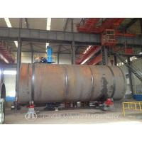 Best 500tpd Ceramsite Sand Lime Rotary Kiln Wide Suitability For Calcined Petroleum Coke wholesale