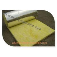 China roofing  glass wool blanket  insulation materials on sale