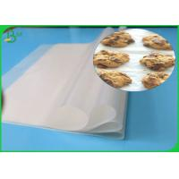 Best White Butcher Paper Roll 22gsm 24gsm 28gsm Food Grade Coated Baking Paper Roll wholesale