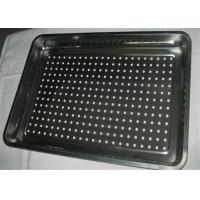 Best Customized Size Pizza Baking Tray With Holes For Keep Dry / Containing Food wholesale