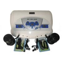 Best Dual Healthy Lose Weight Ion Cleanse Detox Machines , Detoxifying Soak wholesale