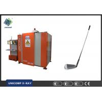 China Golf Clubs Real Time Quality Checking X Ray Detection System 6KW 139μm Pixel Size on sale