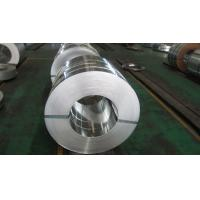 Best Regular Spangle 30mm to 400mm Hot Dipped Galvanized Steel Strip with Z10 / Z27 Zinc Coating wholesale