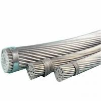 Buy cheap Aluminum ACSR Conductor Overhead Power Transimission Steel Core Bare Cable from wholesalers