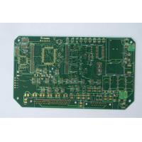 China FR-4, CEM-1 eco green Rigid Multilayer pcb board with Chemical tin Surface finishing on sale