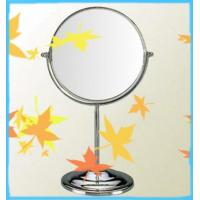 Best round metal framed mirror with plated chrome of Y008B wholesale