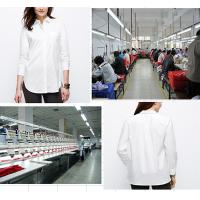 Best This summer top fashion long sleeve white lady fashion blouse by China dress manufacturers wholesale