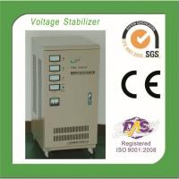 Best SVC Series Single Phase High Accuracy Full Automatic AC Voltage Stabilizer wholesale